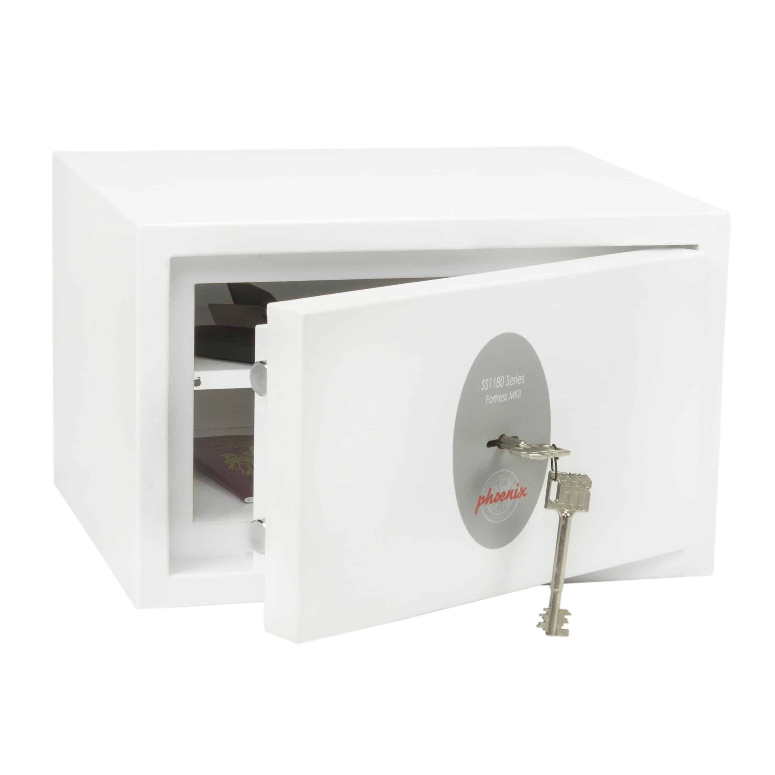 Phoenix Fortress SS1181 Size 1 Security Safe