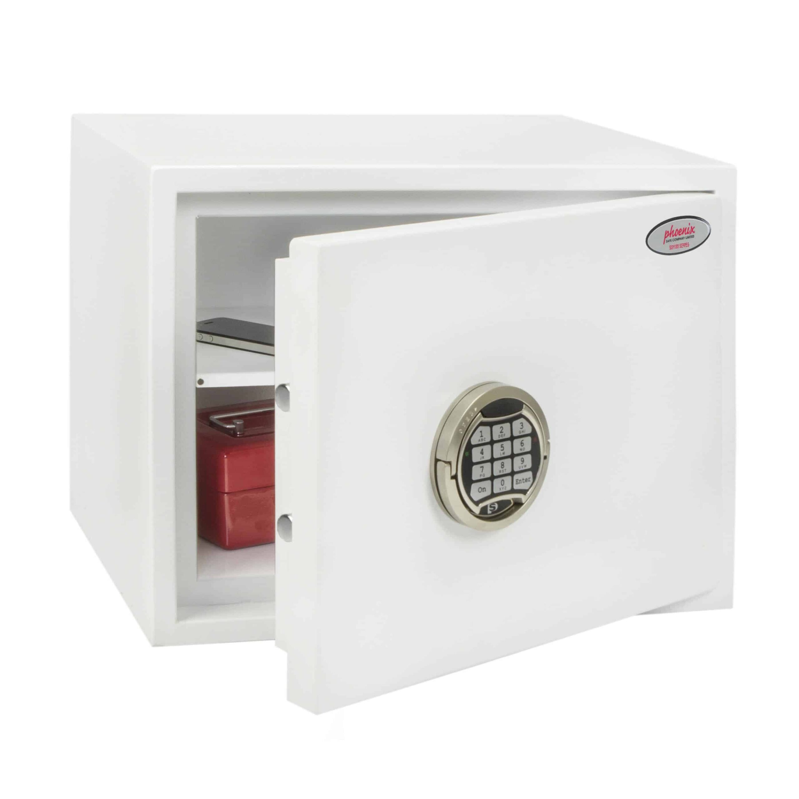 Phoenix Fortress SS1182 Size 2 Security Safe