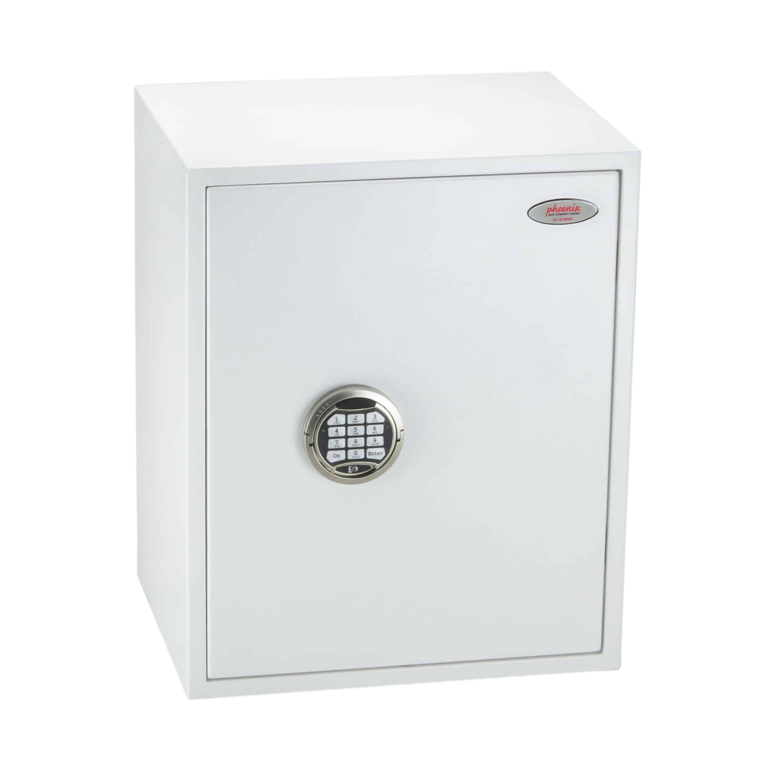 Phoenix Fortress SS1183 Size 3 Security Safe