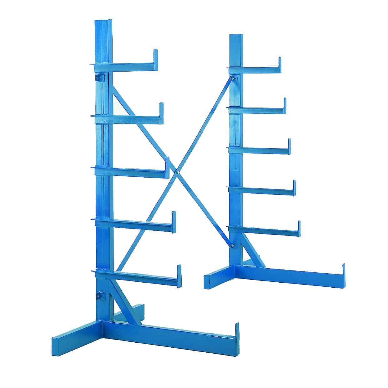 Heavy Duty Horizontal Freestanding Bar Racks