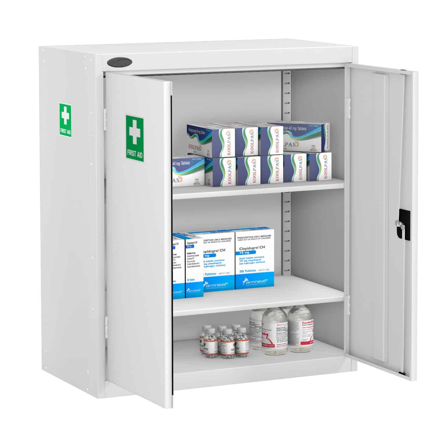 Probe Low Medical Cabinet