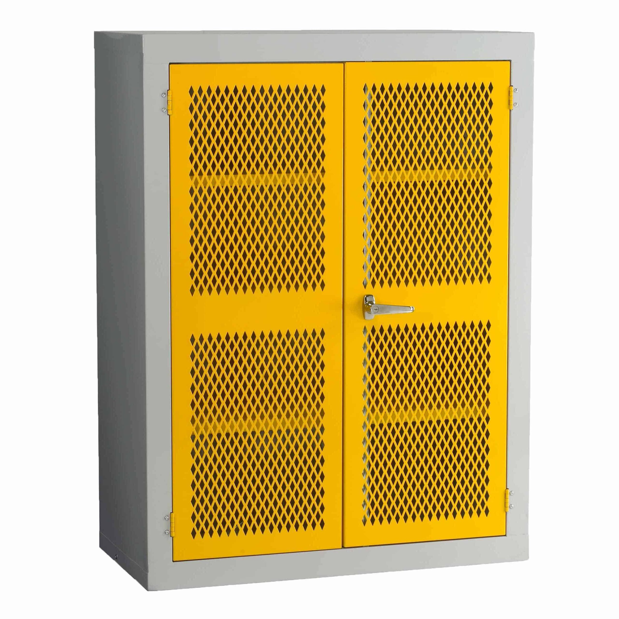 Mesh Door Steel Storage Cabinets Storage N Stuff