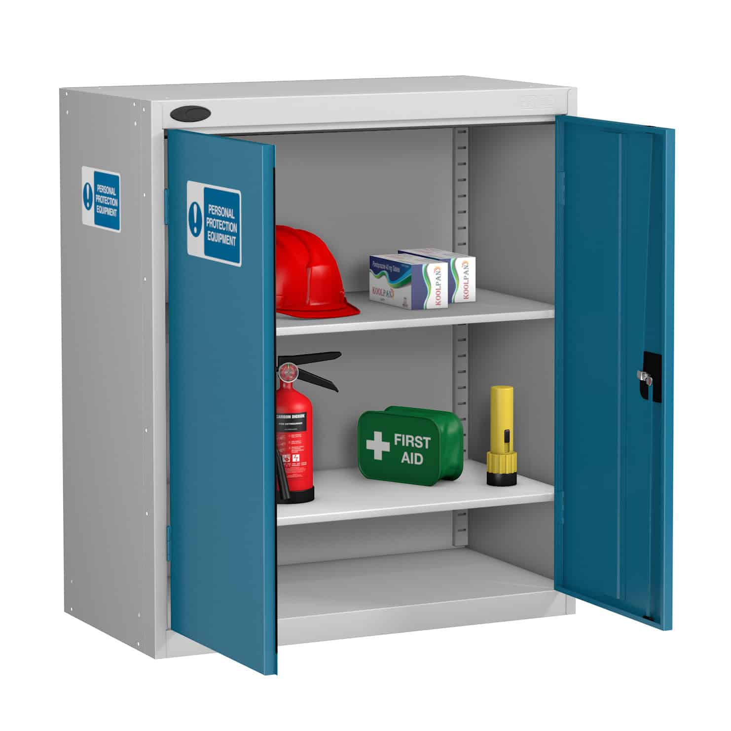 Probe Low PPE Cabinets
