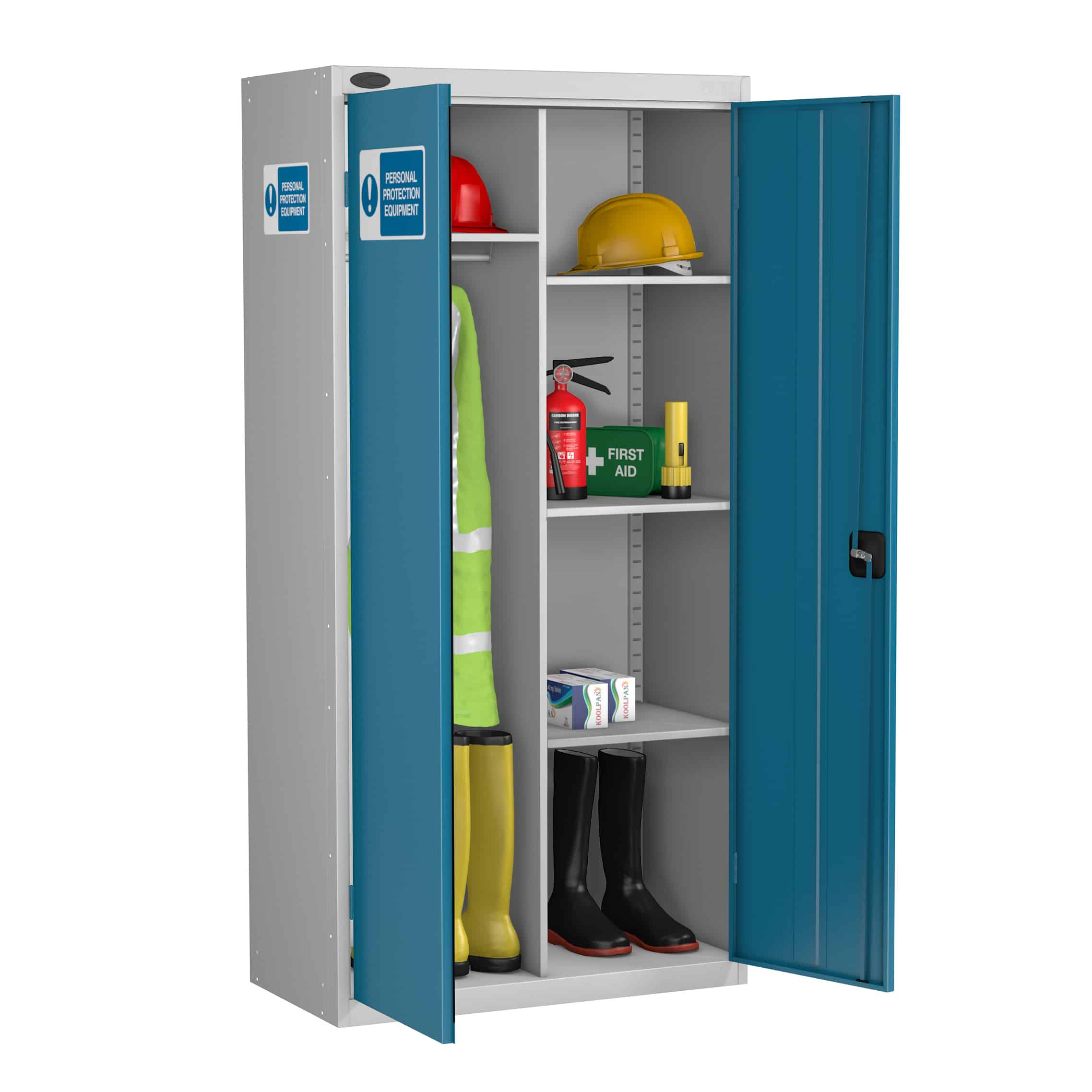 Probe Ppe Steel Storage Cabinets Free Delivery Storage