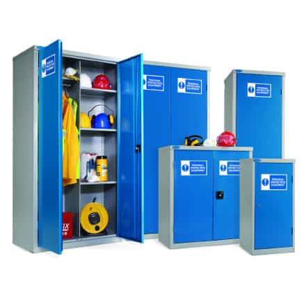 Probe Personal Protective Equipment Cabinets