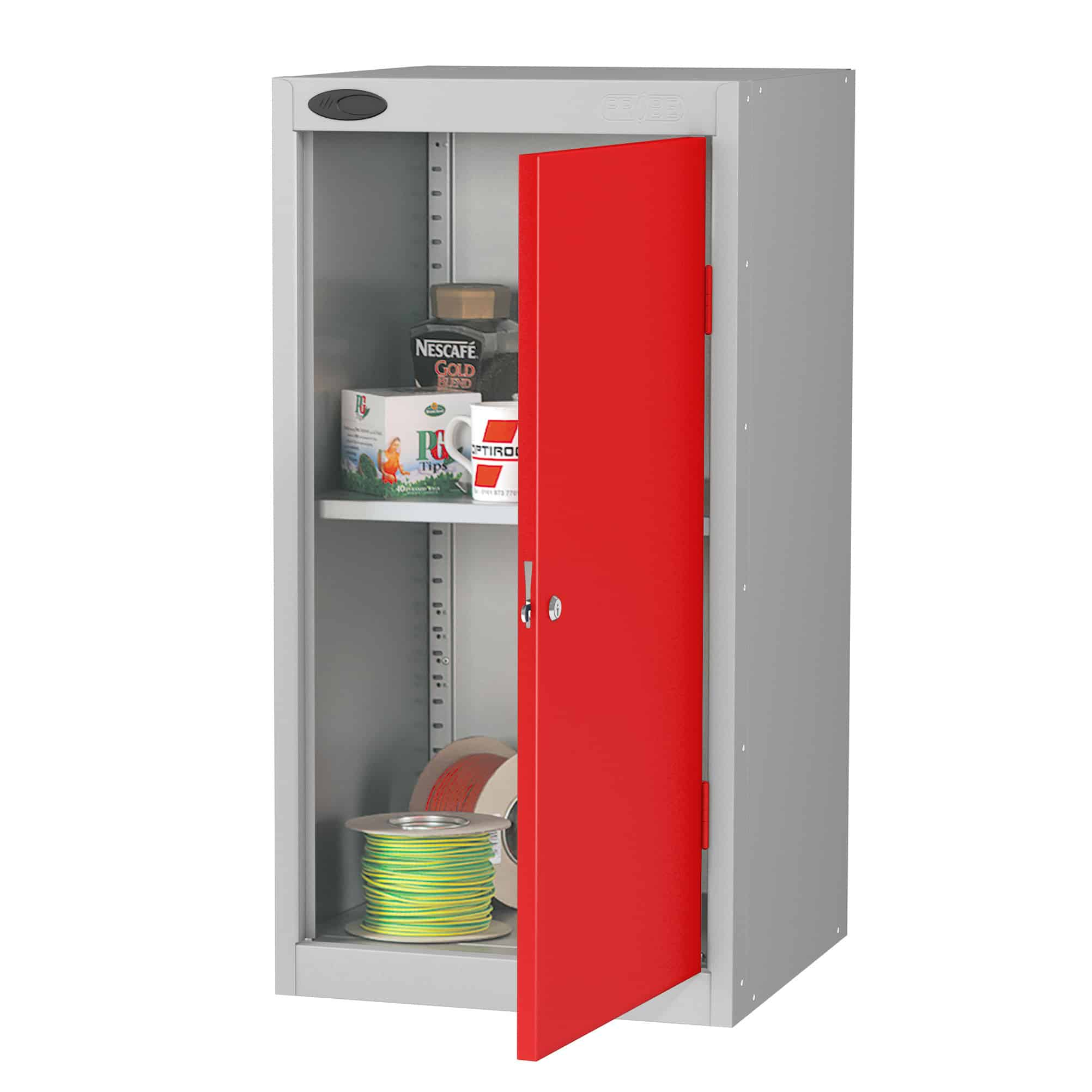 Probe Small Commercial Steel Cupboards