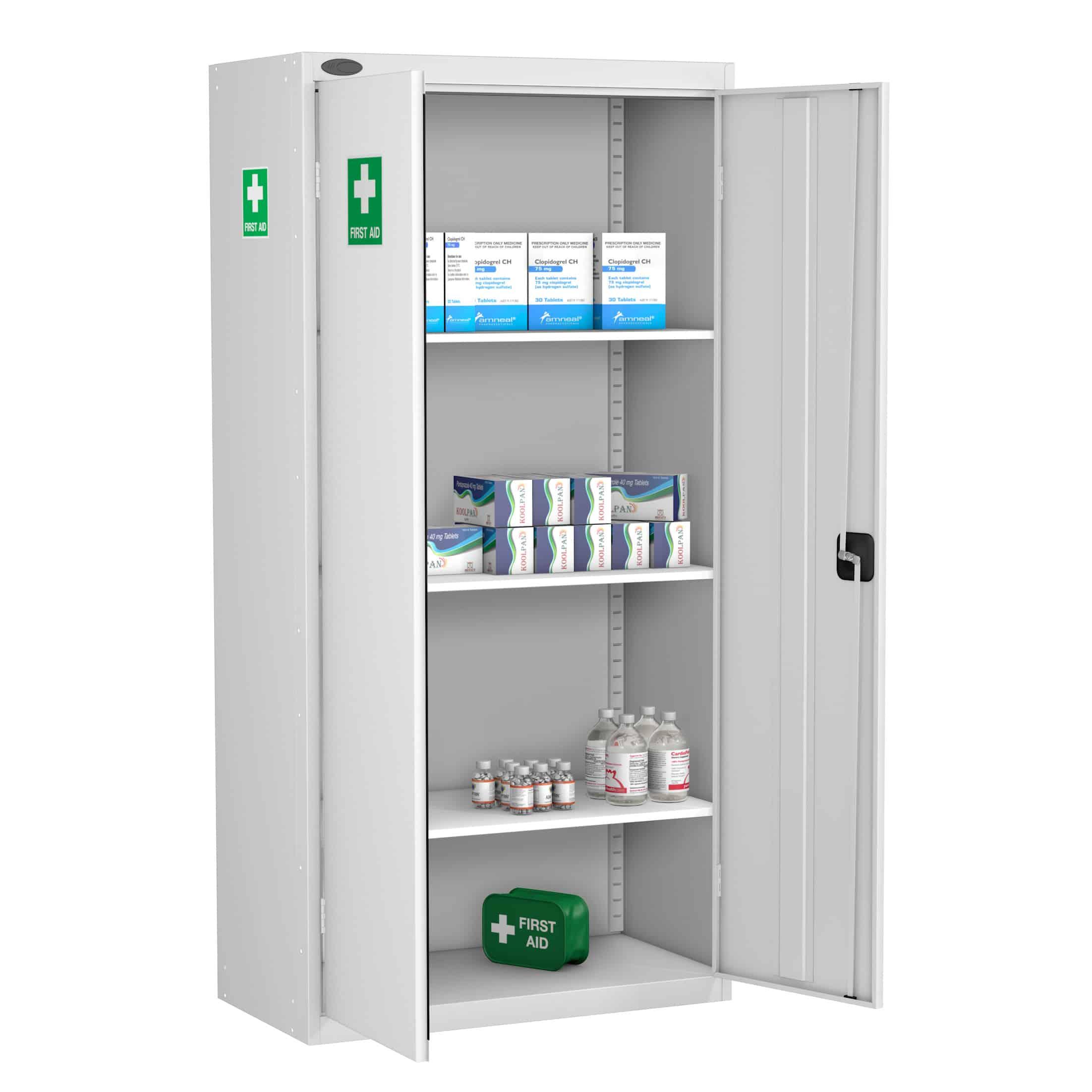 Probe Standard Medical Cabinet