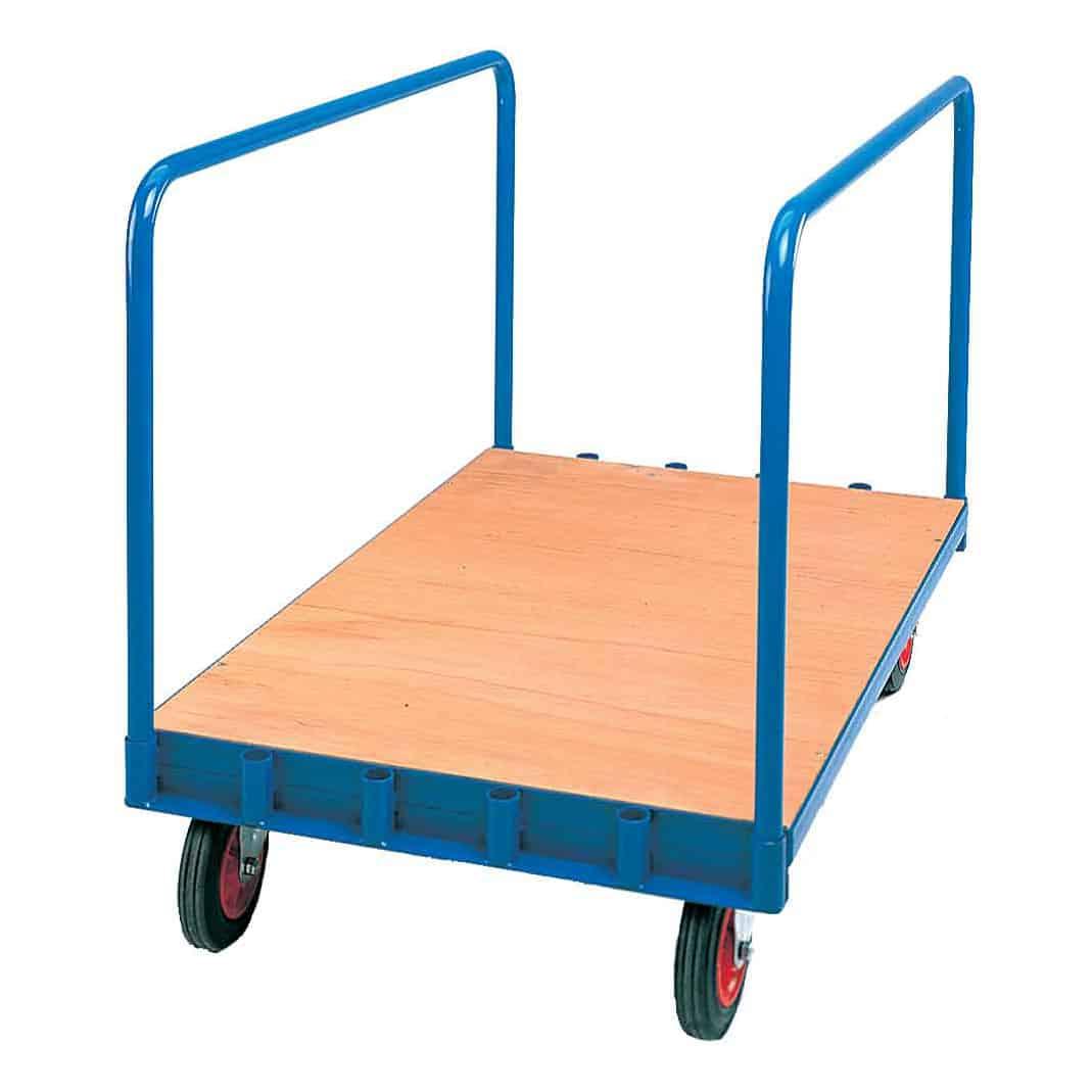 Plywood Deck Steel Standard Plate Truck