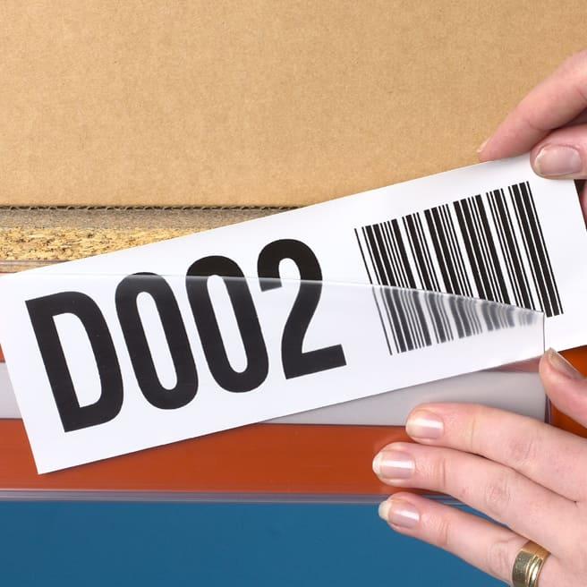 Magnetic Ticket Holder Shelving Strips