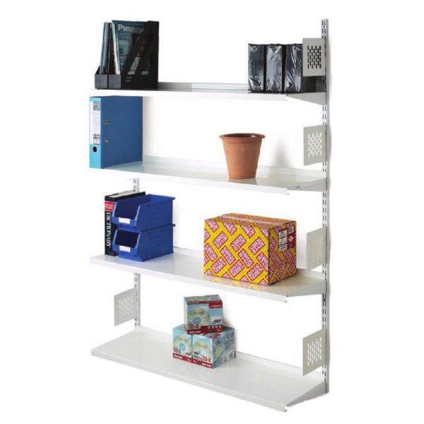 Topshelf Wall Mounted Shelving System Kits