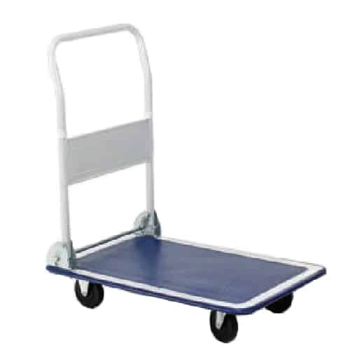 Toptruck Steel Folding Flatbed Trolleys