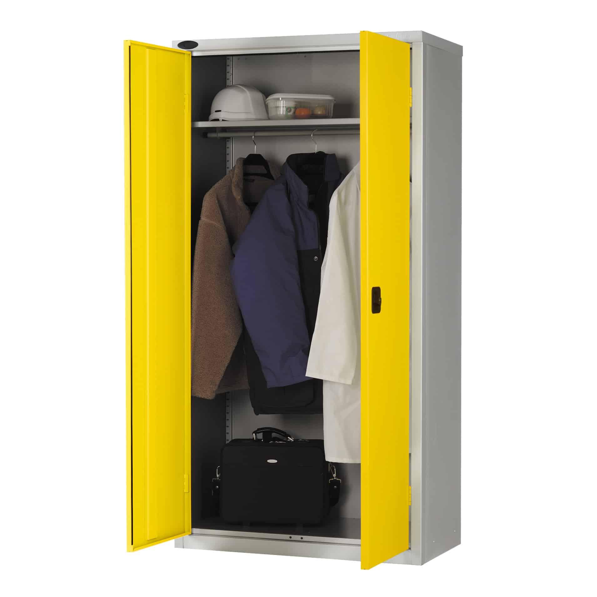 Commercial Wardrobe Storage Cupboards