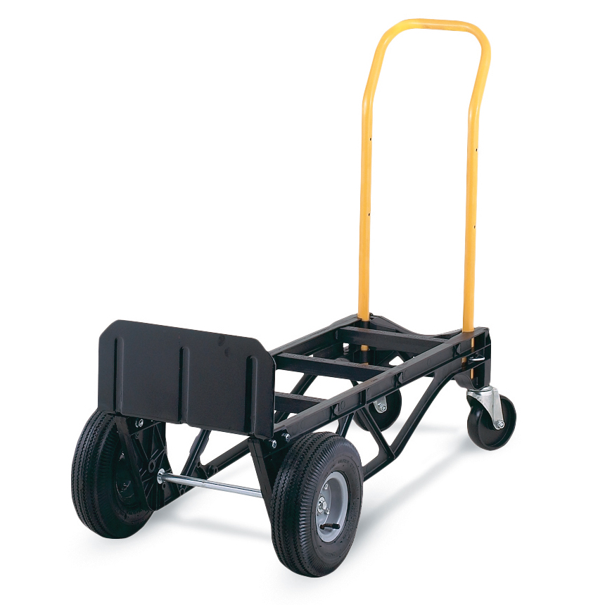 Nylon Framed Convertible Sack Truck