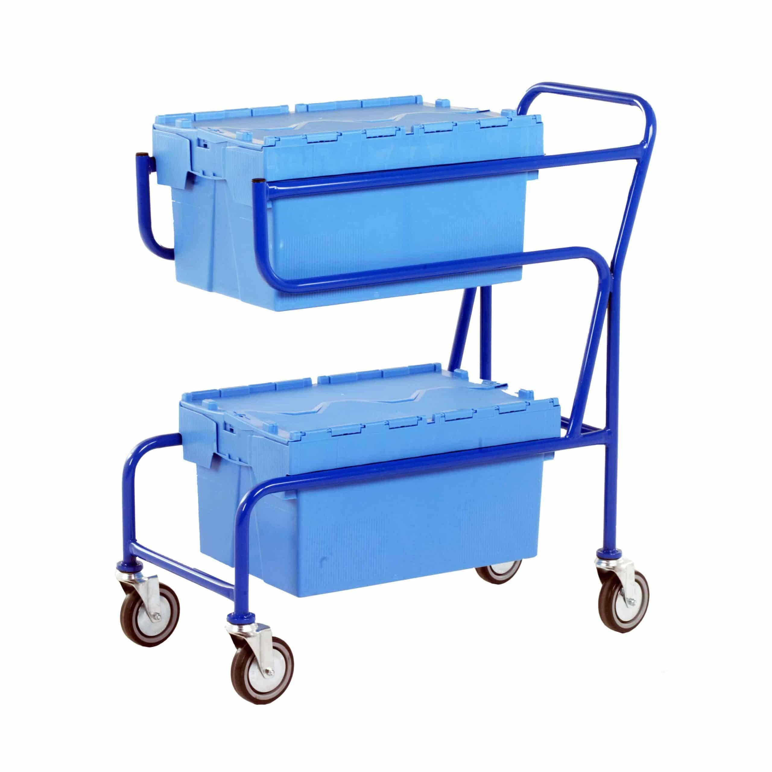 Order Picking Multi-Trip Container Trolley