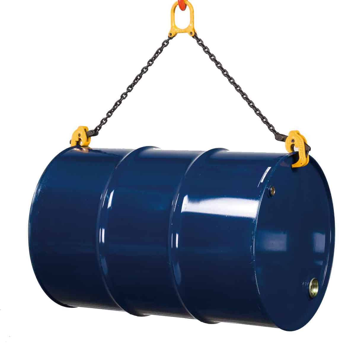 Horizontal Chain Grab Drum Lifter