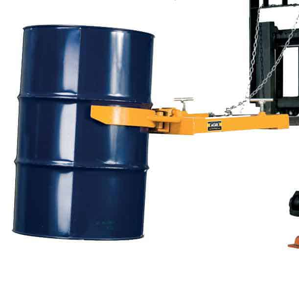 Forklift Drum Grab Single Drum