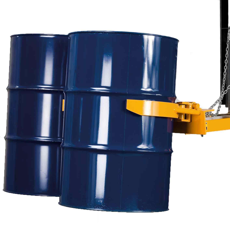 Forklift Drum Grab Double Drum