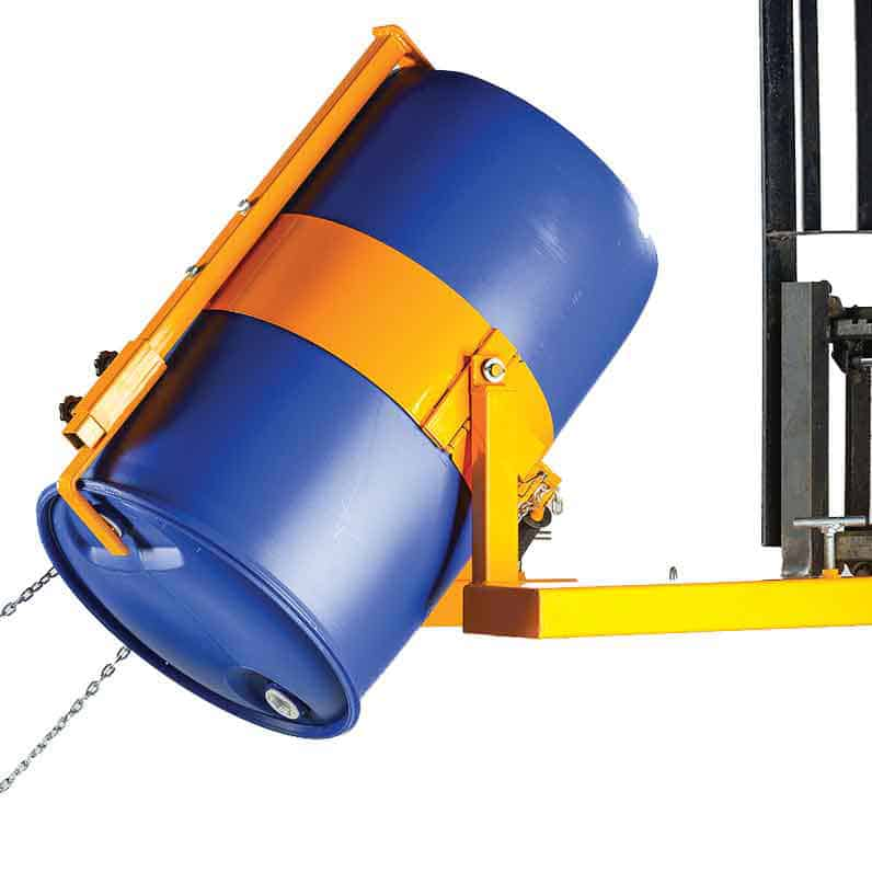 Chain Gear Operated Poly Drum Rotators