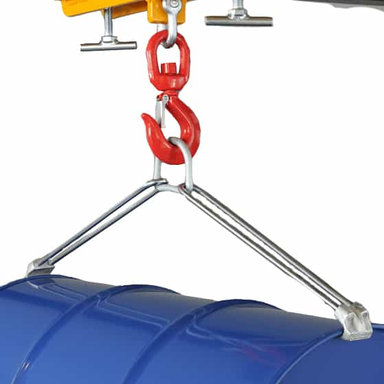 Horizontally Operated Steel Drum Lifters