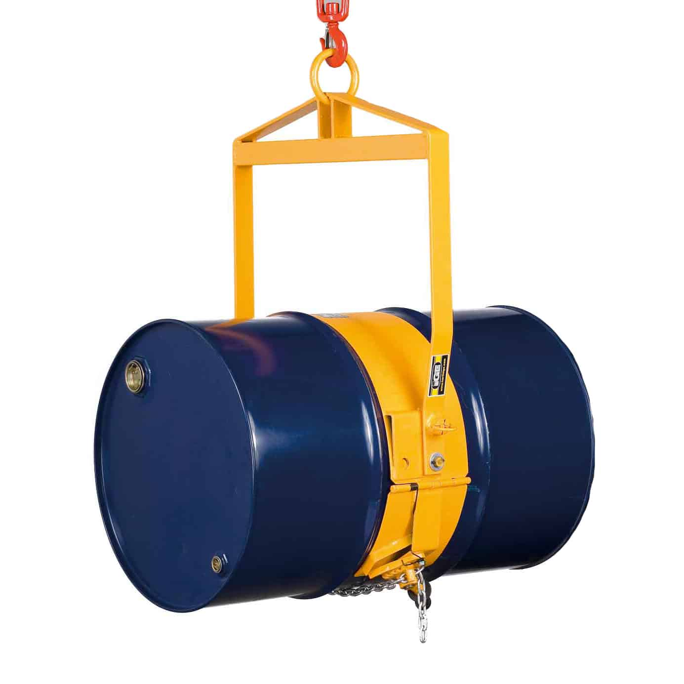 Manually Operated Steel Drum Lifter