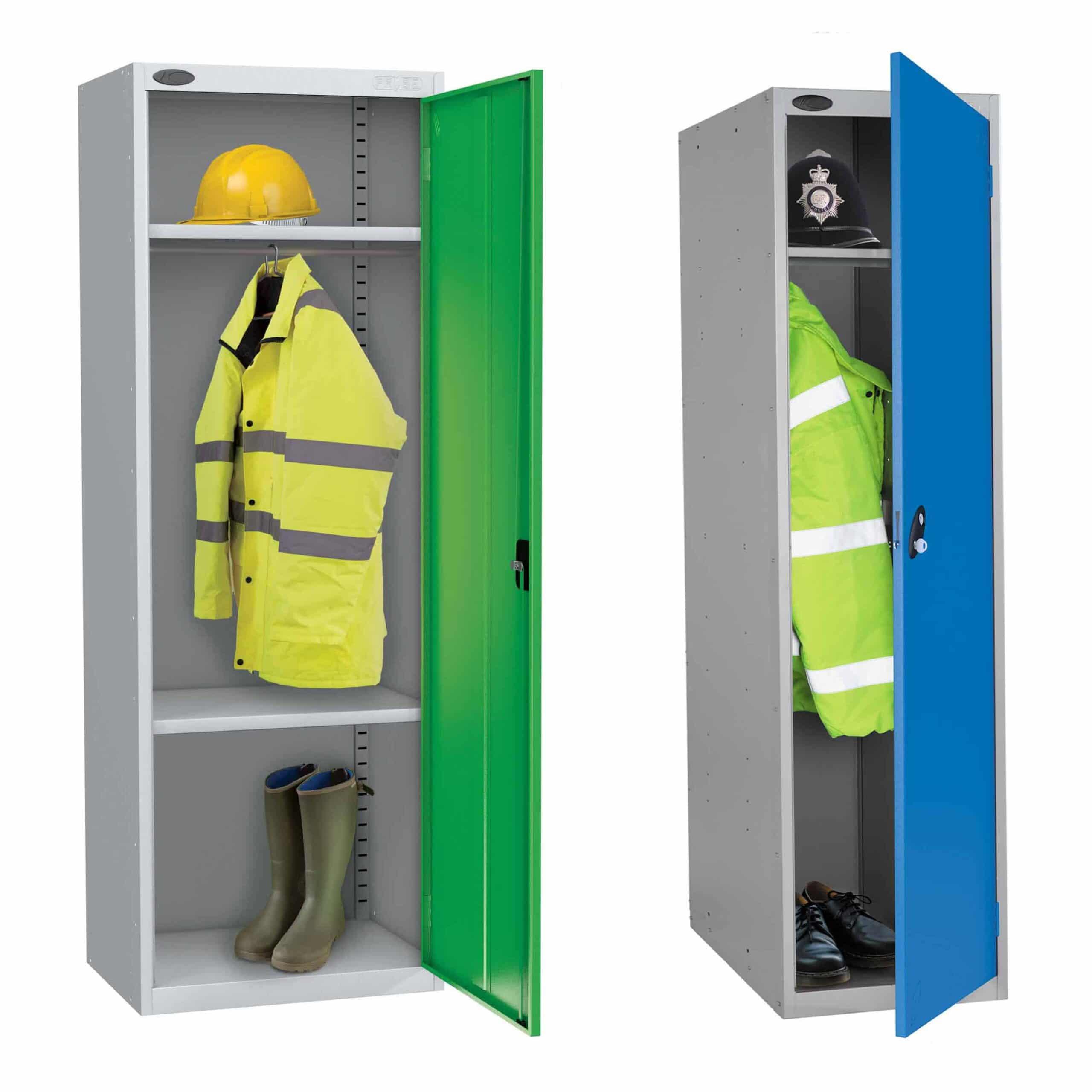 Probe Specialist Non Standard Size Lockers