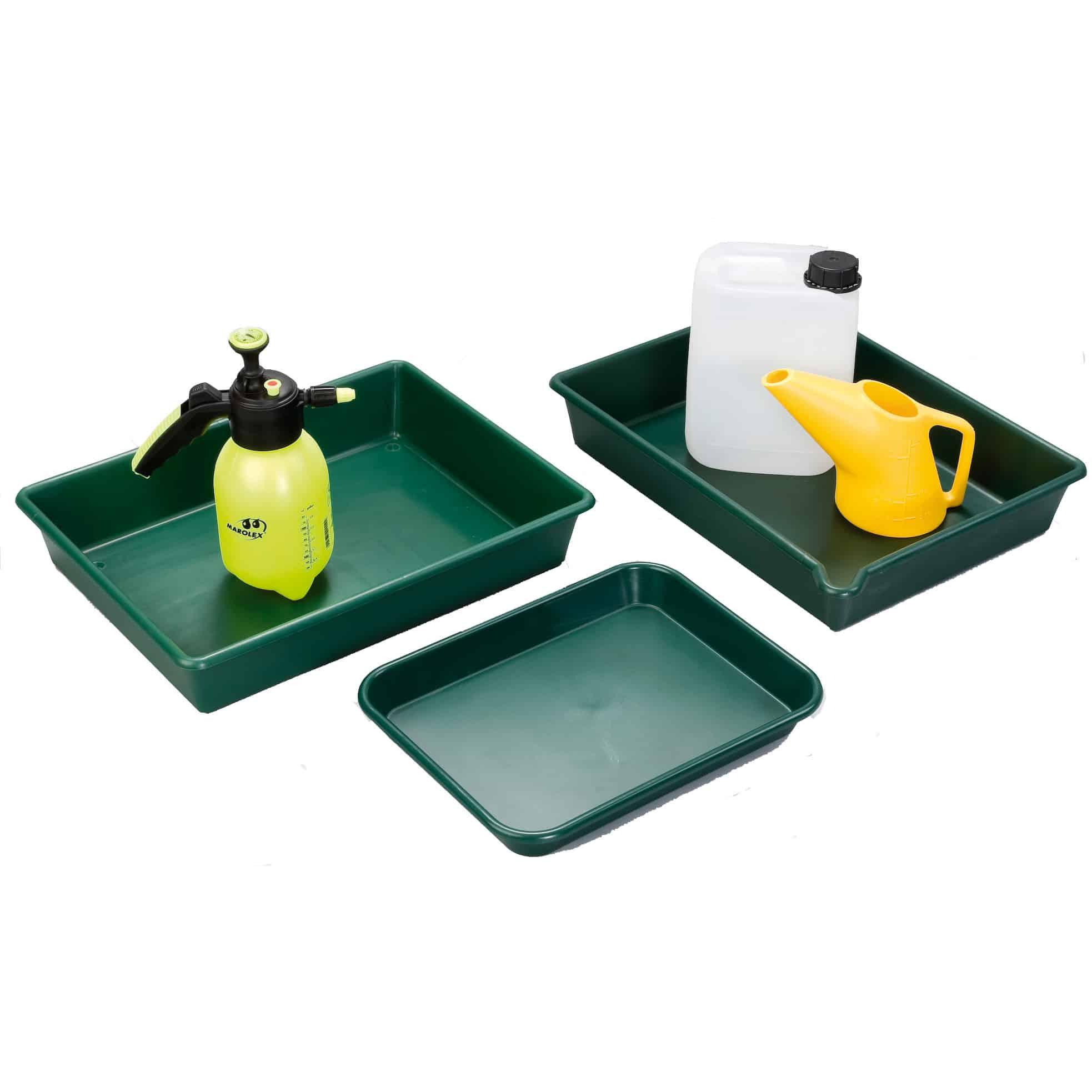 Heavy Duty Plastic Drip Tray Range