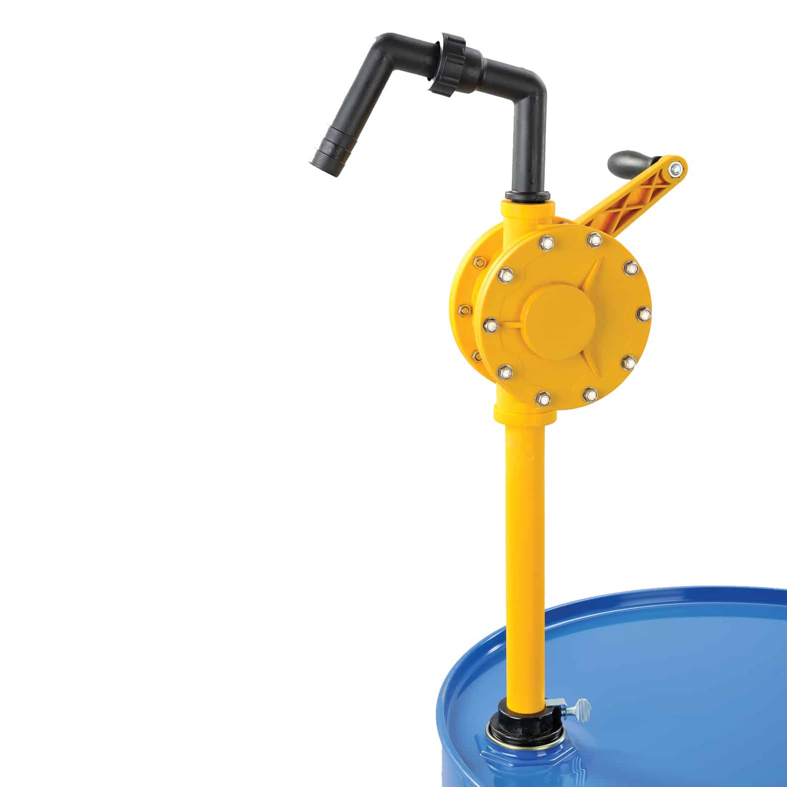 Manually Operated Plastic Rotary Pumps