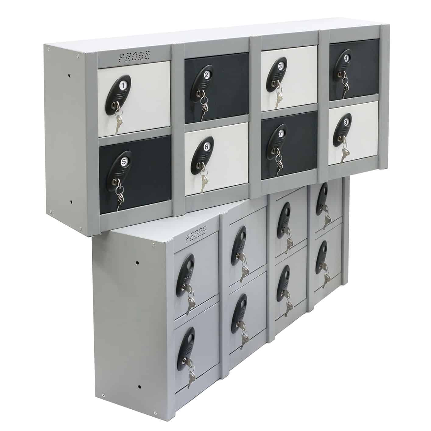 Probe Small Compartment Minibox Lockers