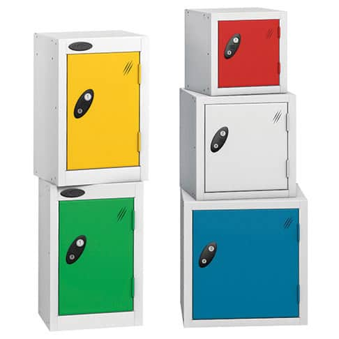 Probe Premium Stackable Cube Lockers