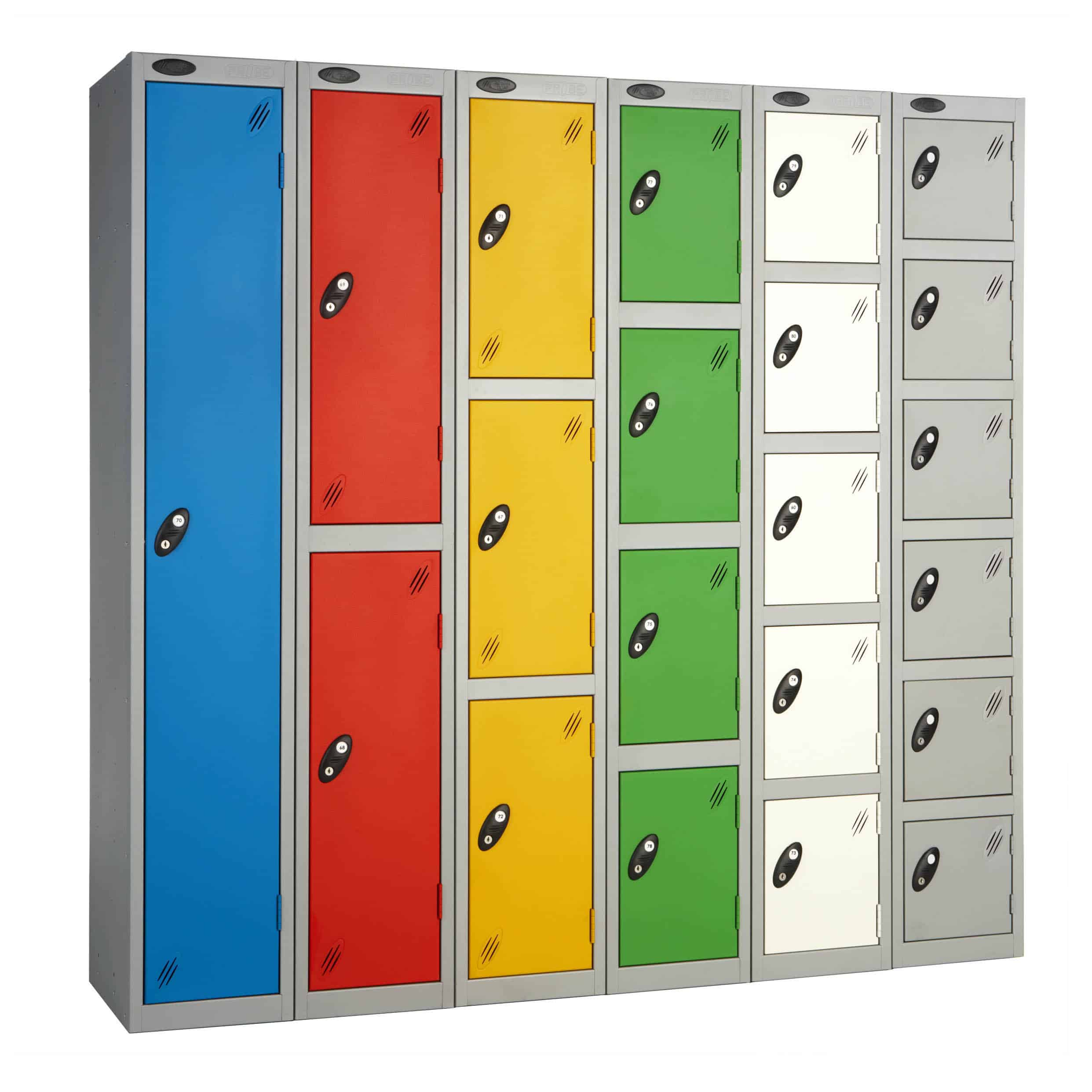Probe Full Height Steel Standard Lockers