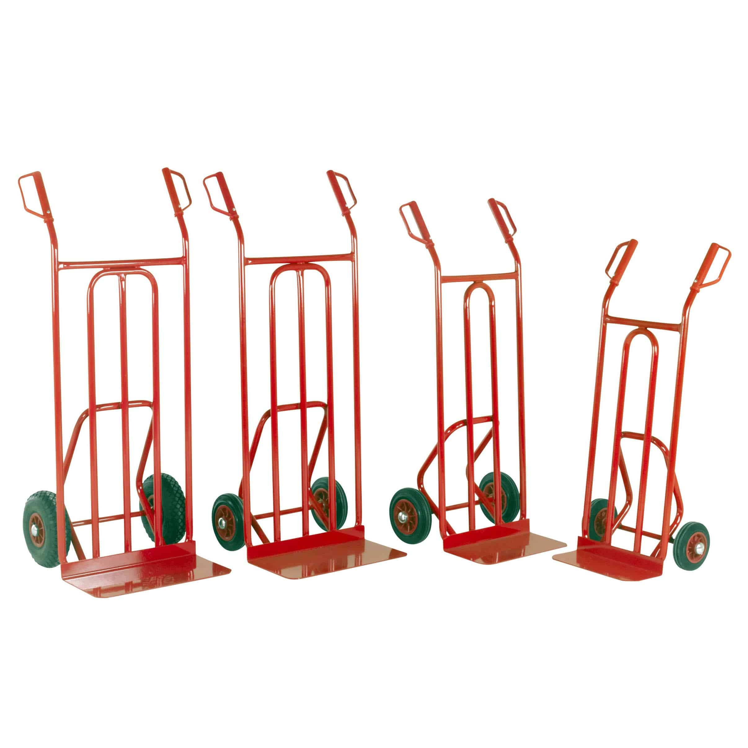 Steel Toe Plate Sack Trucks
