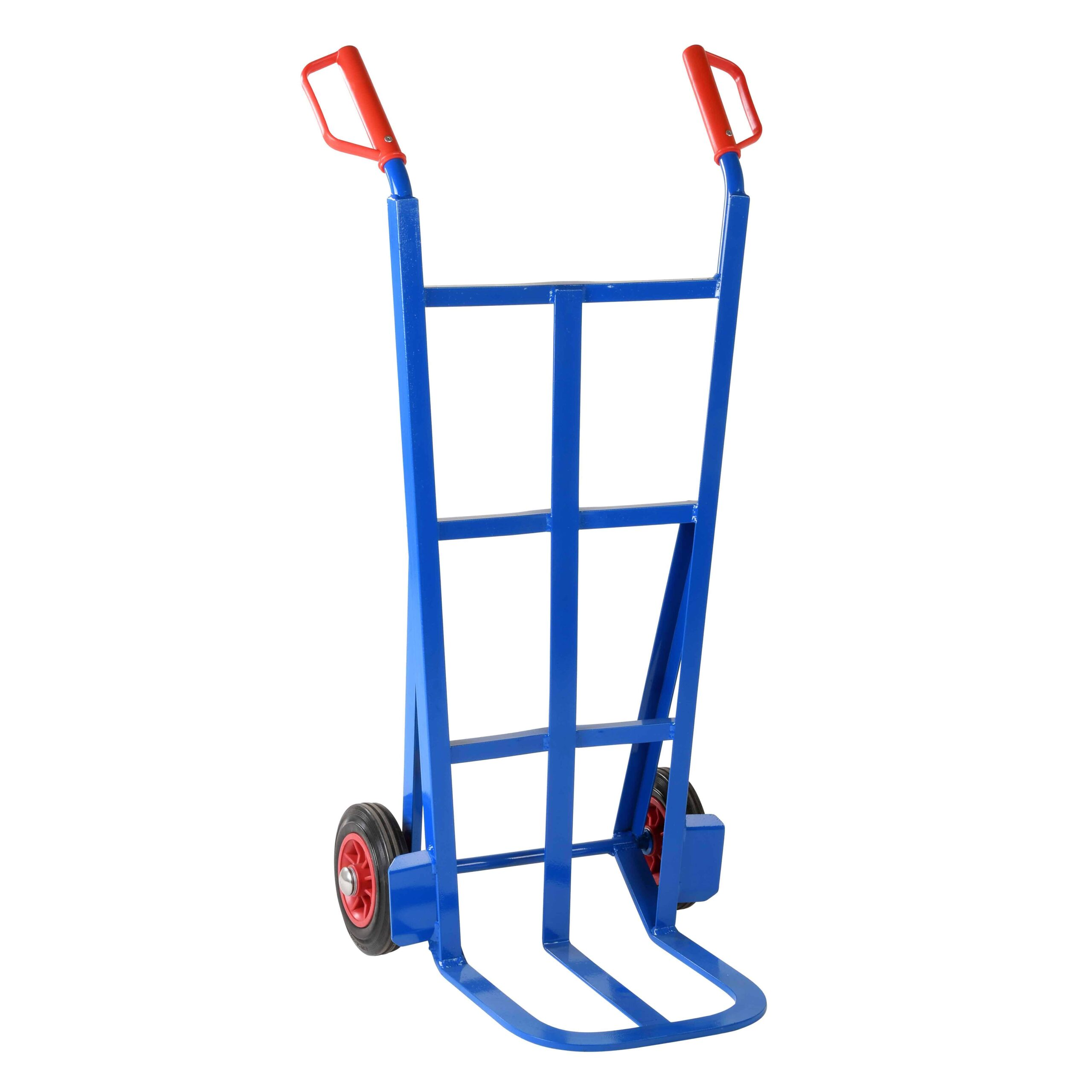 Traditional Splay Back Steel Sack Trucks