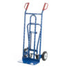 Heavy Duty 3 Position Solid Wheel Sack Truck