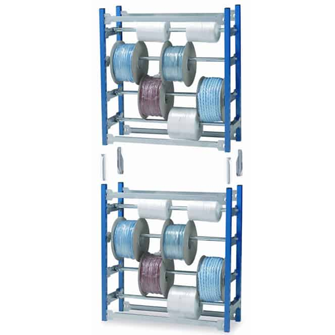 Toprax Cable Reel Rack