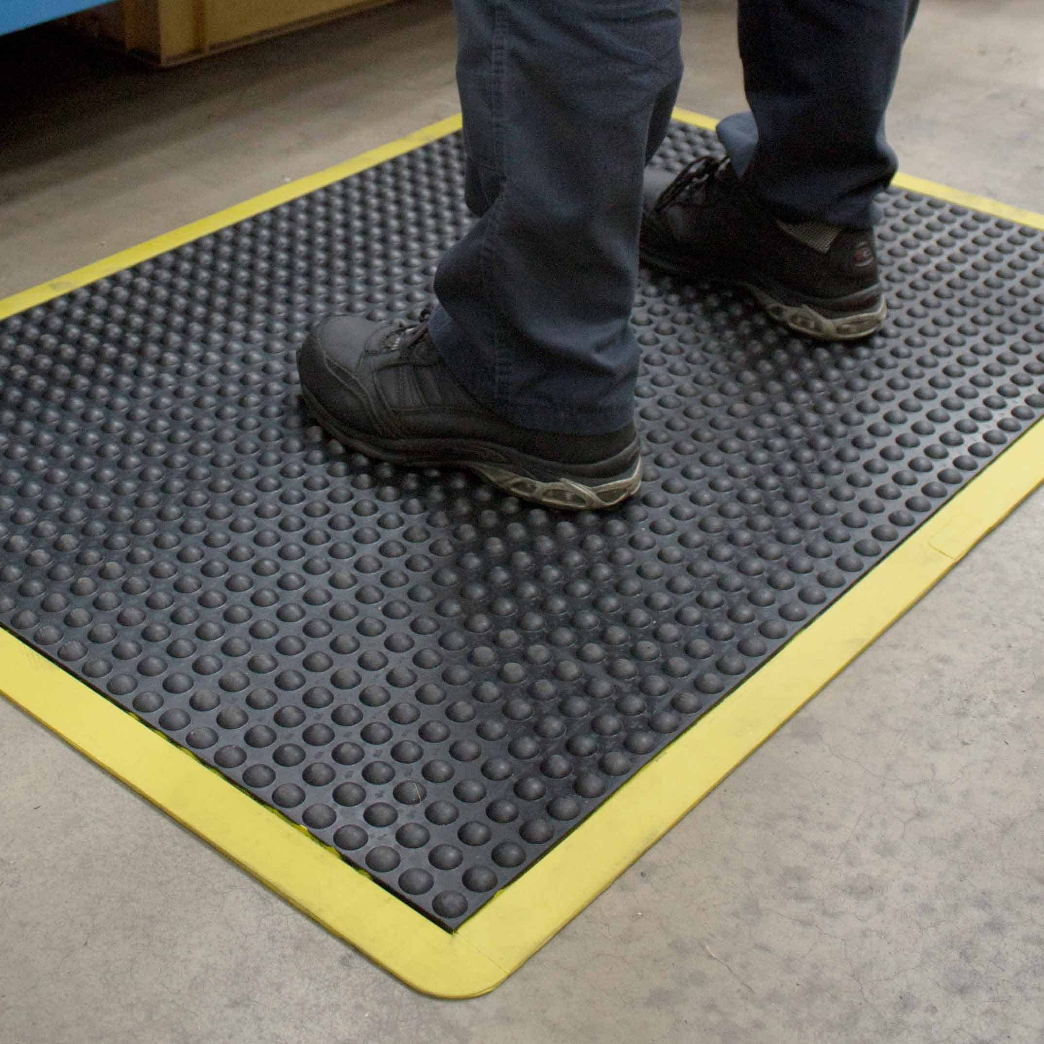 Anti-Fatigue Bubblemat Nitrile Workplace Matting