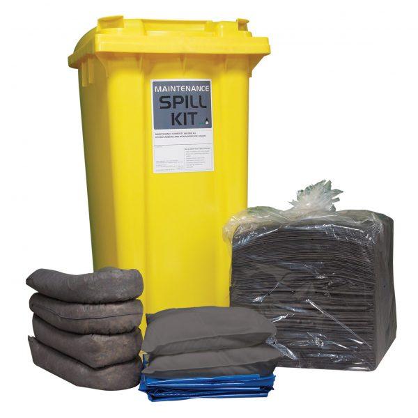 Envirospill 150 Litre Wheeled Spill Response Kits