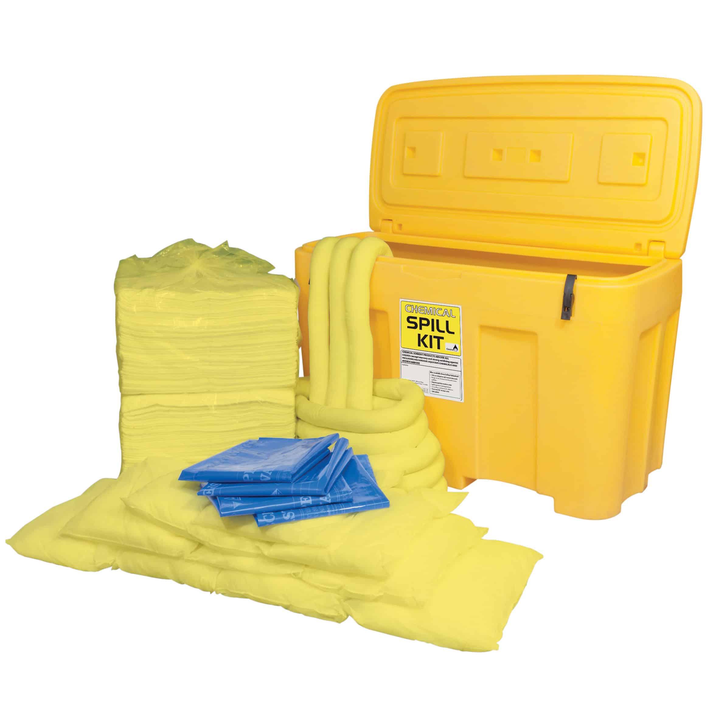 Envirospill 300 Litre Static Bunker Spill Response Kits