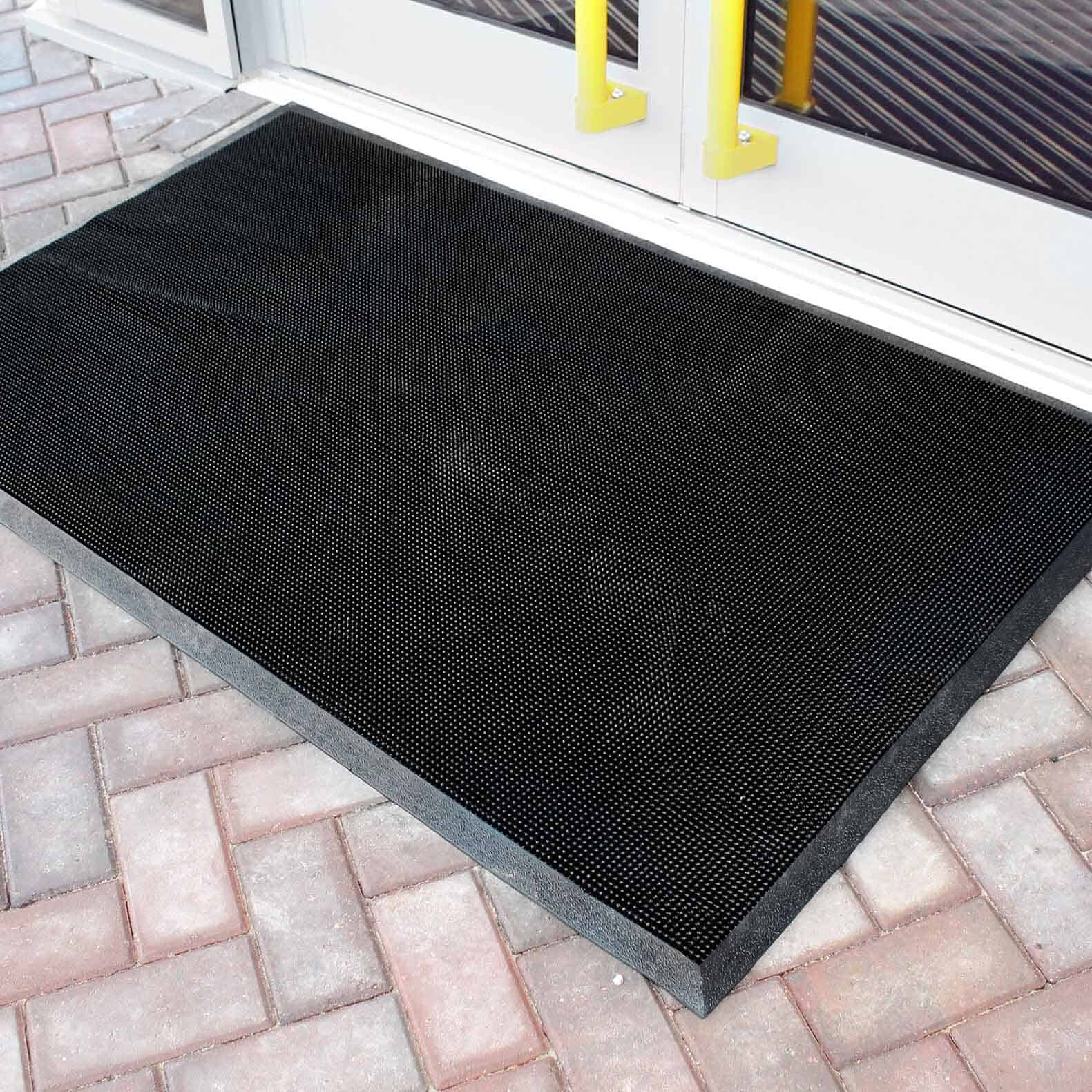 Fingertip Flexible Natural Rubber Entrance Matting