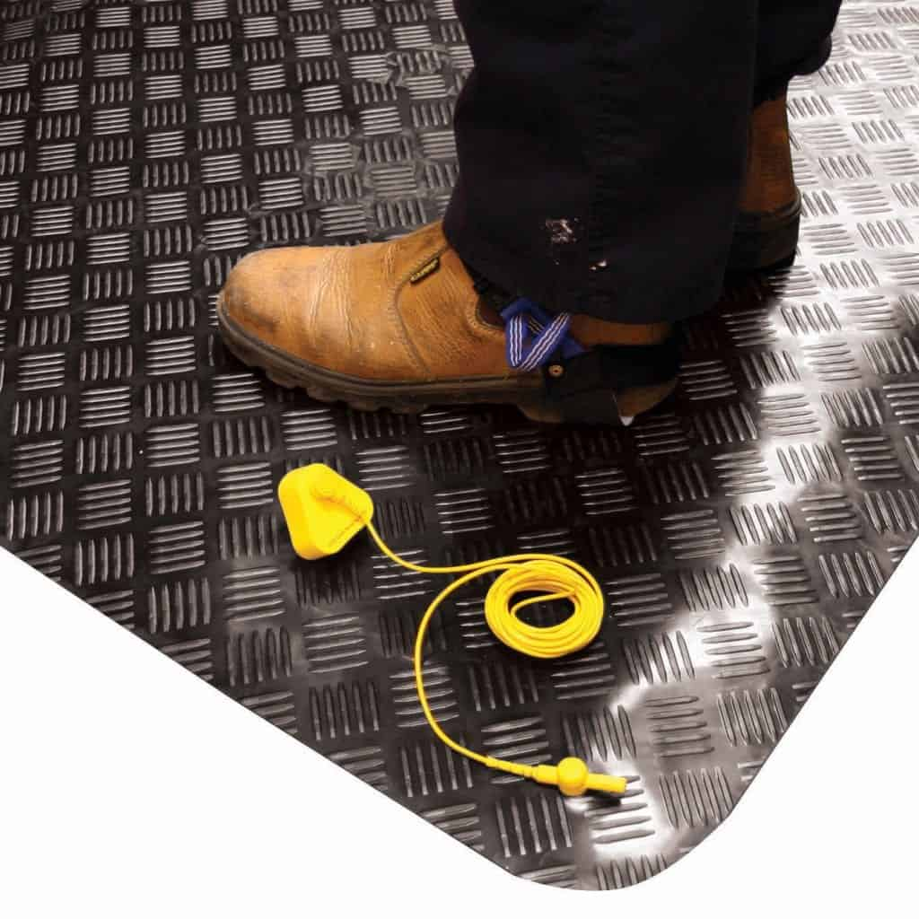 Senso Dial ESD Approved Safety Floor Mat