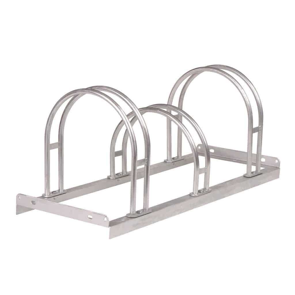 Traffic Line Hi Hoop Bicycle Rack