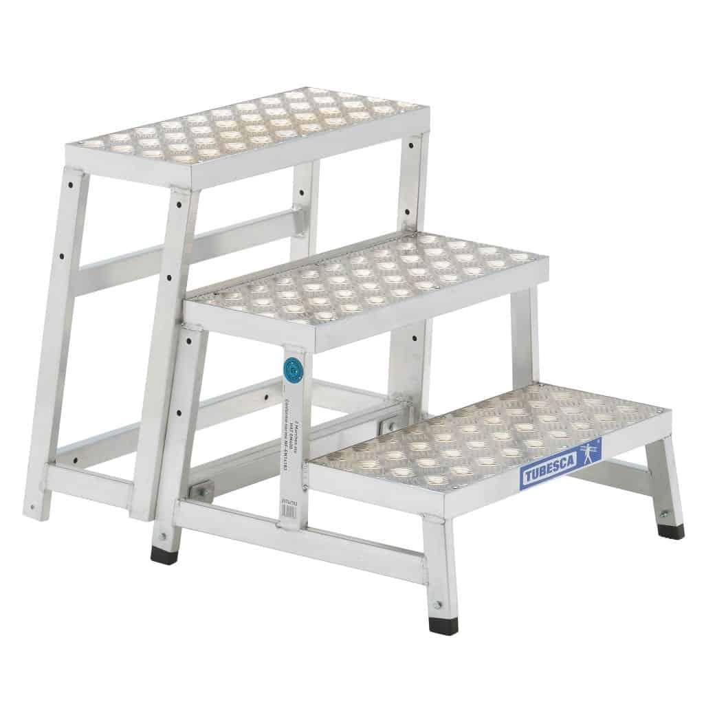 Combi Modul Fixed Aluminium Platform Steps