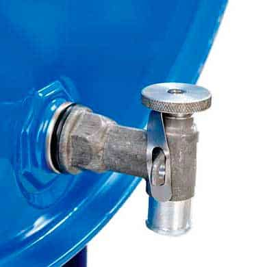 Manually Operated Aluminium Barrel Tap