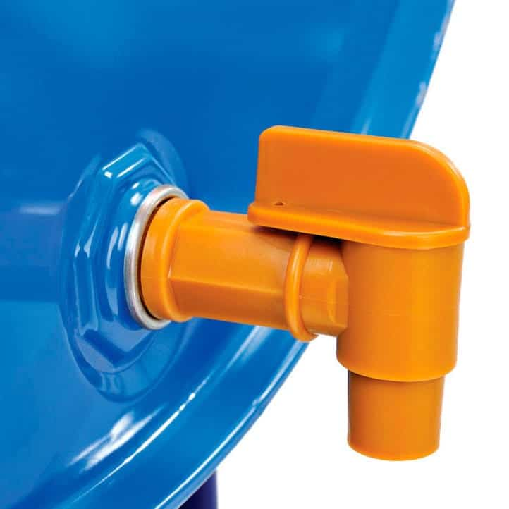 Manually Operated Plastic Barrel Taps