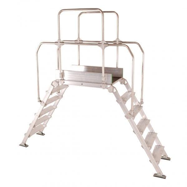 Industrial Bridging Steps Work Platform