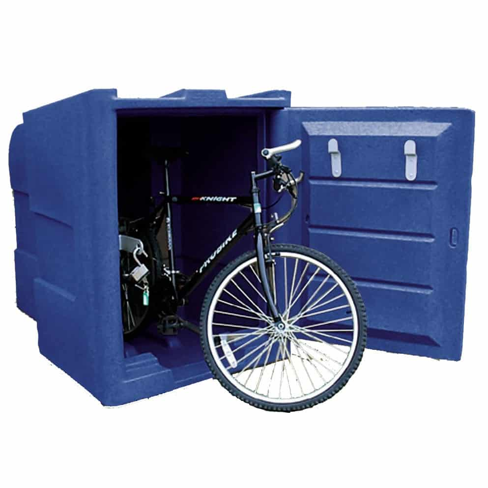 BykeBin Secure Cycle Storage Unit