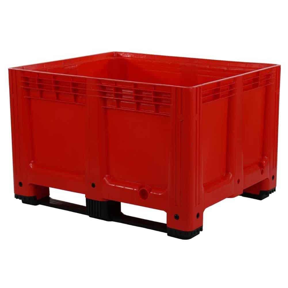 Economy Plastic Pallet Storage Boxes