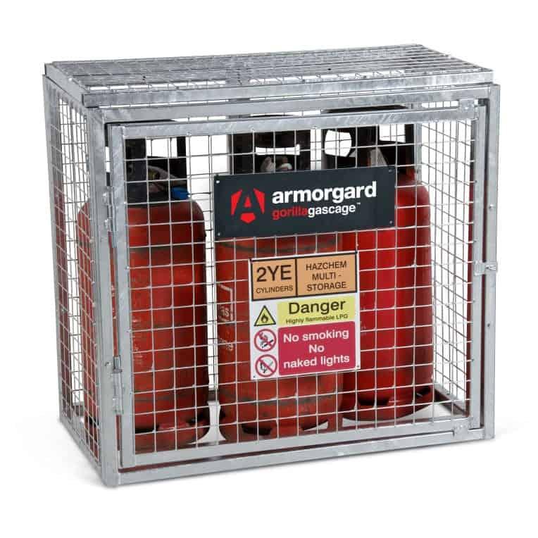 Gorilla Gas Cage H900 x W1000 x D500mm