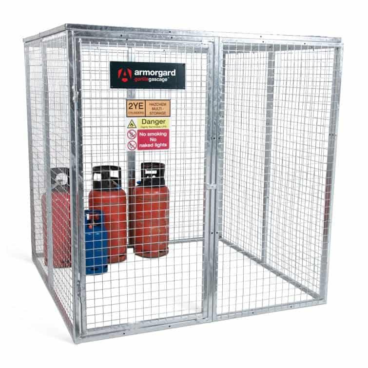 Armorgard Gorrilla Gas Cylinder Cages