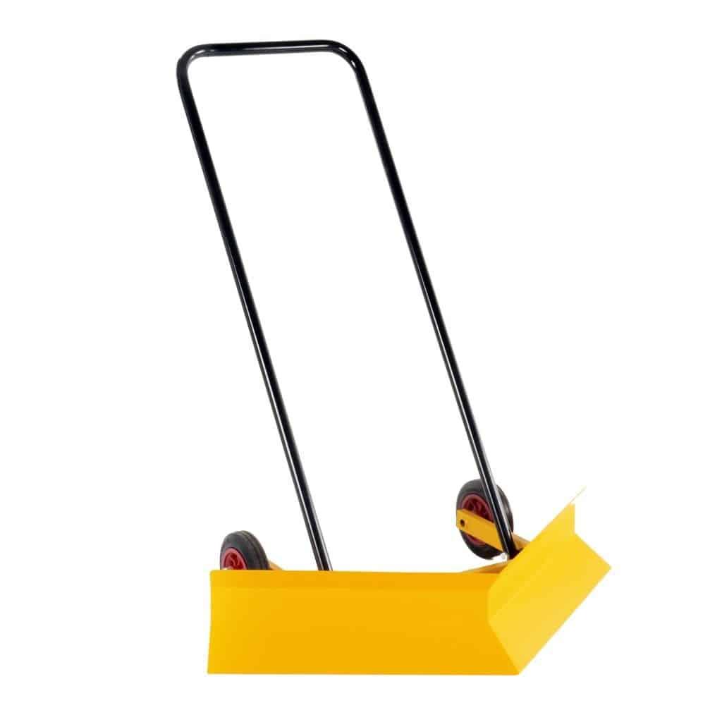 Steel V Blade Push Along Snow Plough