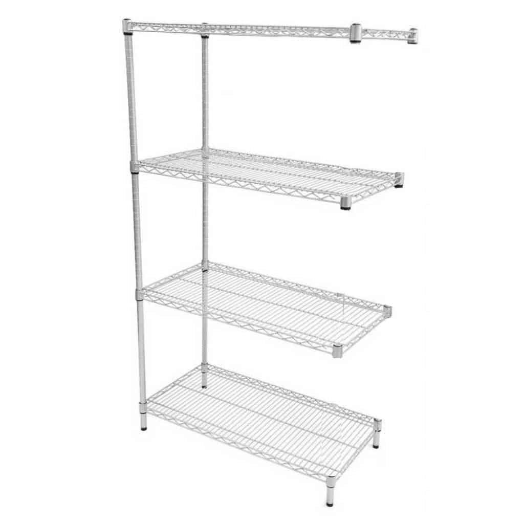 Eclipse Perma Plus Wire Shelving Extension Bay